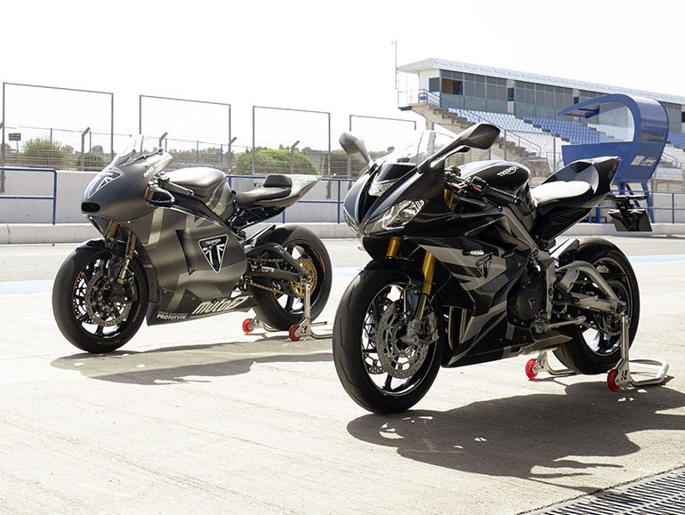 Daytona Moto2 Limited Edition