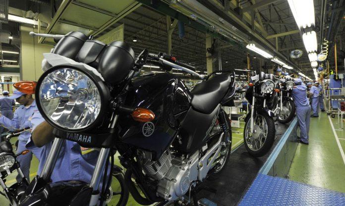 Produção de motos deve crescer 10,2% em 2021, estima Abraciclo