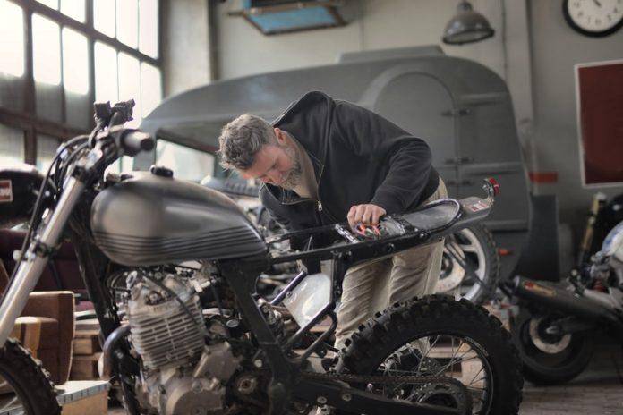 Cuidados para sua moto durar mais tempo