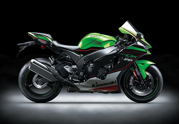 Test Ride Virtual Salão Duas Rodas estreia com Kawasaki Ninja ZX-10R, lançamento da marca neste mês de junho.